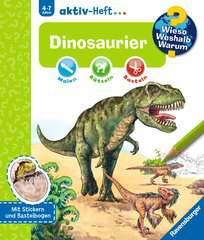 Dinosaurier - Bild 1 - Klicken zum Vergößern