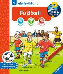 Why? Why? Why? Activity Book... Soccer - image 1 - Click to Zoom
