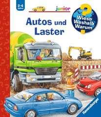 Autos und Laster Bücher;Wieso? Weshalb? Warum? - Bild 1 - Ravensburger