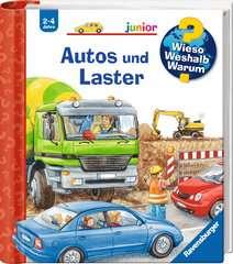 Autos und Laster Bücher;Wieso? Weshalb? Warum? - Bild 2 - Ravensburger