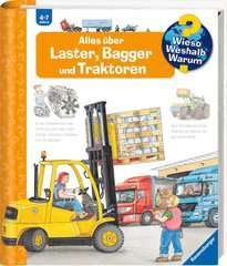 Why? Why? Why? (Vol. 38): Everything About Trucks, Excavators and Tractors - image 2 - Click to Zoom