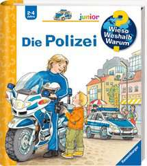 Die Polizei Bücher;Wieso? Weshalb? Warum? - Bild 2 - Ravensburger