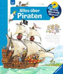 Alles über Piraten Bücher;Wieso? Weshalb? Warum? - Bild 1 - Ravensburger