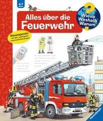 Alles über die Feuerwehr - Bild 1 - Klicken zum Vergößern