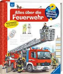 Alles über die Feuerwehr - Bild 2 - Klicken zum Vergößern