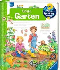 Unser Garten - Bild 2 - Klicken zum Vergößern