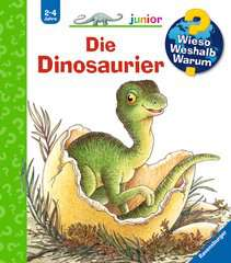 Why? Why? Why? Junior (Vol. 25): Dinosaurs - image 1 - Click to Zoom