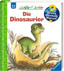 Why? Why? Why? Junior (Vol. 25): Dinosaurs - image 2 - Click to Zoom