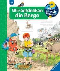 Wir entdecken die Berge Bücher;Wieso? Weshalb? Warum? - Bild 1 - Ravensburger