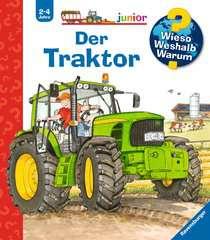 Der Traktor - Bild 1 - Klicken zum Vergößern