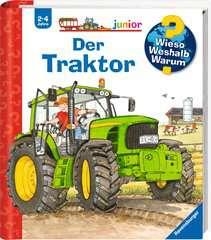 Der Traktor - Bild 2 - Klicken zum Vergößern