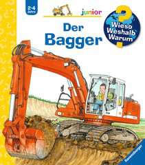 Der Bagger - Bild 1 - Klicken zum Vergößern