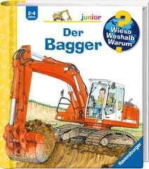 Der Bagger - Bild 2 - Klicken zum Vergößern