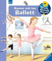 Komm mit ins Ballett - Bild 1 - Klicken zum Vergößern
