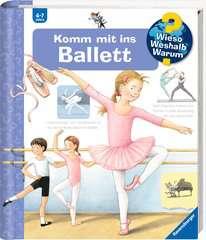 Komm mit ins Ballett - Bild 2 - Klicken zum Vergößern