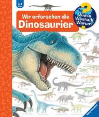 Wir erforschen die Dinosaurier - Bild 1 - Klicken zum Vergößern