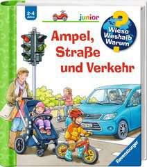Ampel, Straße und Verkehr - Bild 2 - Klicken zum Vergößern