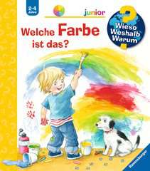 Why? Why? Why? Junior (Vol. 13): Which Color Is That? - image 1 - Click to Zoom