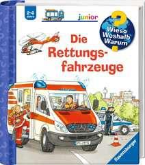 Die Rettungsfahrzeuge - Bild 2 - Klicken zum Vergößern