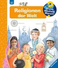 Religionen der Welt - Bild 1 - Klicken zum Vergößern