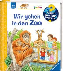 Wir gehen in den Zoo - Bild 2 - Klicken zum Vergößern