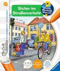 Sicher im Straßenverkehr Bücher;Wieso? Weshalb? Warum? - Bild 1 - Ravensburger