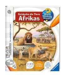 tiptoi® Entdecke die Tiere Afrikas - Bild 2 - Klicken zum Vergößern