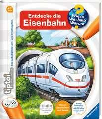 tiptoi® Entdecke die Eisenbahn - Bild 2 - Klicken zum Vergößern