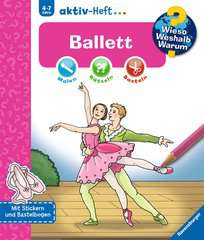 Why? Why? Why? Activity Book... Ballet - image 1 - Click to Zoom