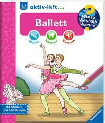 Ballett - Bild 2 - Klicken zum Vergößern