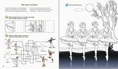 Why? Why? Why? Activity Book... Ballet - image 4 - Click to Zoom