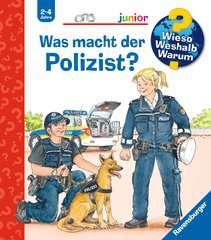 Was macht der Polizist? - Bild 1 - Klicken zum Vergößern