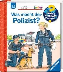 Was macht der Polizist? - Bild 2 - Klicken zum Vergößern