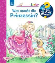 Was macht die Prinzessin? - Bild 1 - Klicken zum Vergößern