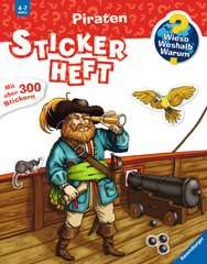 Why? Why? Why? Sticker Book: Pirates - image 1 - Click to Zoom