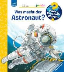 Was macht der Astronaut? - Bild 1 - Klicken zum Vergößern