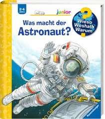 Was macht der Astronaut? - Bild 2 - Klicken zum Vergößern