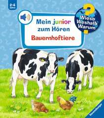 Why? Why? Why? My Audio Junior (Vol. 1): Farm Animals - image 1 - Click to Zoom