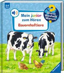 Why? Why? Why? My Audio Junior (Vol. 1): Farm Animals - image 2 - Click to Zoom