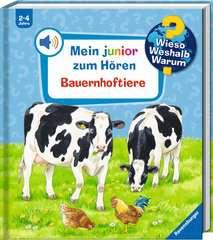 Bauernhoftiere - Bild 2 - Klicken zum Vergößern