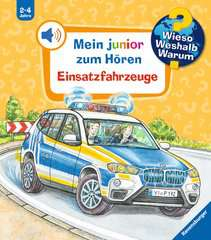 Why? Why? Why? My Audio Junior (Vol. 2): Emergency Vehicles - image 1 - Click to Zoom