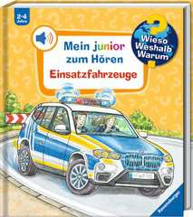 Why? Why? Why? My Audio Junior (Vol. 2): Emergency Vehicles - image 2 - Click to Zoom