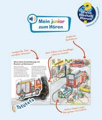 Why? Why? Why? My Audio Junior (Vol. 2): Emergency Vehicles - image 5 - Click to Zoom