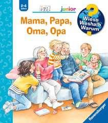 Mama, Papa, Oma, Opa - Bild 1 - Klicken zum Vergößern