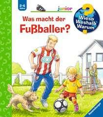 Was macht der Fußballer? - Bild 1 - Klicken zum Vergößern