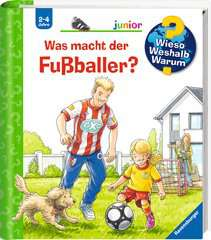 Was macht der Fußballer? - Bild 2 - Klicken zum Vergößern