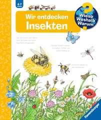 Wir entdecken Insekten - Bild 1 - Klicken zum Vergößern