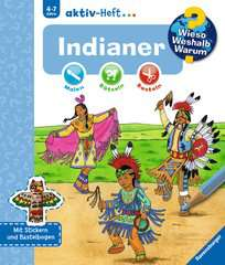 Why? Why? Why? Activity Book... Native Americans - image 1 - Click to Zoom