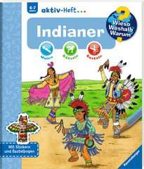 Why? Why? Why? Activity Book... Native Americans - image 2 - Click to Zoom