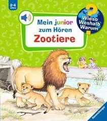 Zootiere - Bild 1 - Klicken zum Vergößern